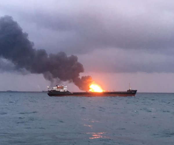 14 crew pronounced dead as Kerch Strait rescue mission called off