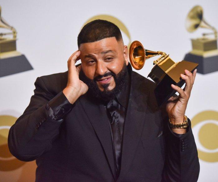 'Khaled Khaled' tops the U.S. album chart