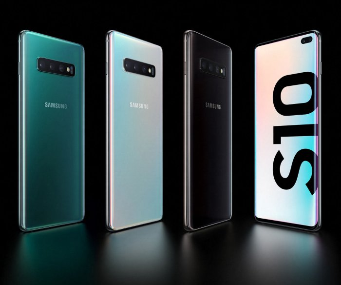 Samsung unveils Galaxy Fold, S10; opens first U.S. retail stores