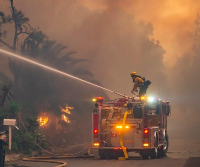 California fires 'most destructive' in state history; 31 dead