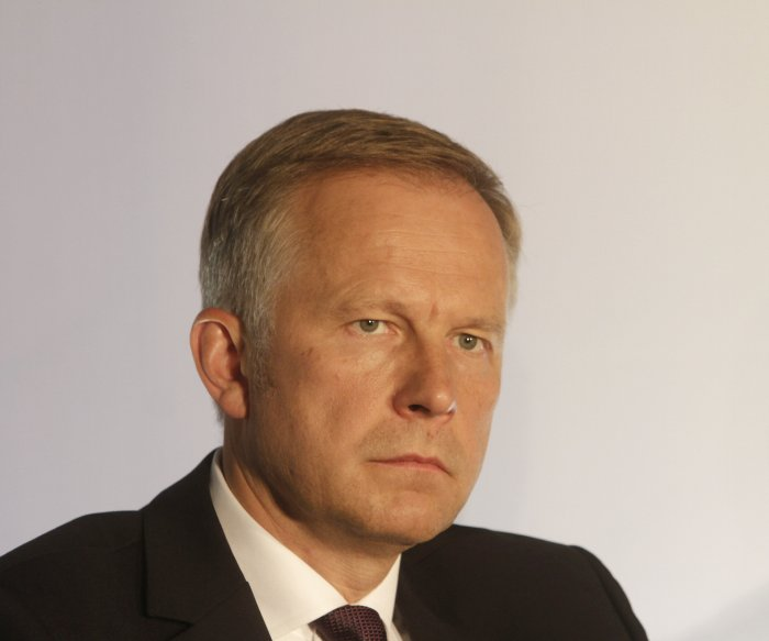 Latvian central bank head Ilmars Rimsevics detained