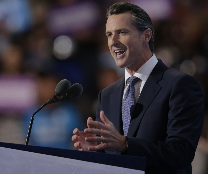"Gov. Gavin Newsom apologizes to California's Native Americans for ""genocide"""