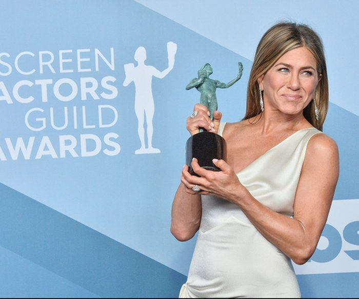 Moments from Jennifer Aniston's career