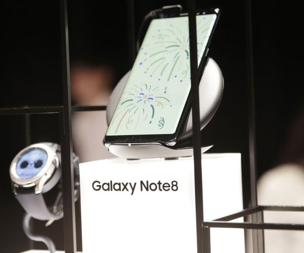 Samsung shows Galaxy Note8 with 'infinity display', 4 colors