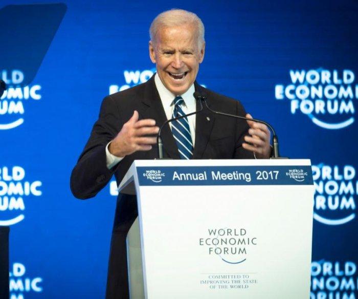 Joe Biden warns of collapse of democracy