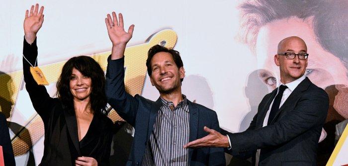 Evangeline Lilly, Paul Rudd attend 'Ant-Man' premiere in Tokyo