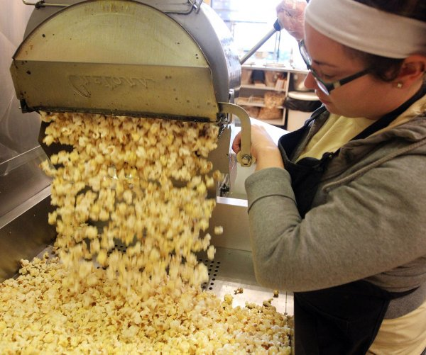 Popcorn will be scarce this year as Midwest rains prevent planting