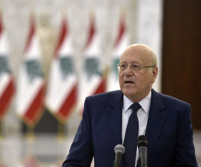 Billionaire Najib Mikati named Lebanon prime minister