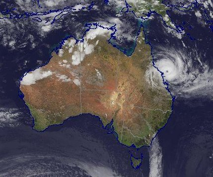 Australia orders evacuations ahead of tropical cyclone