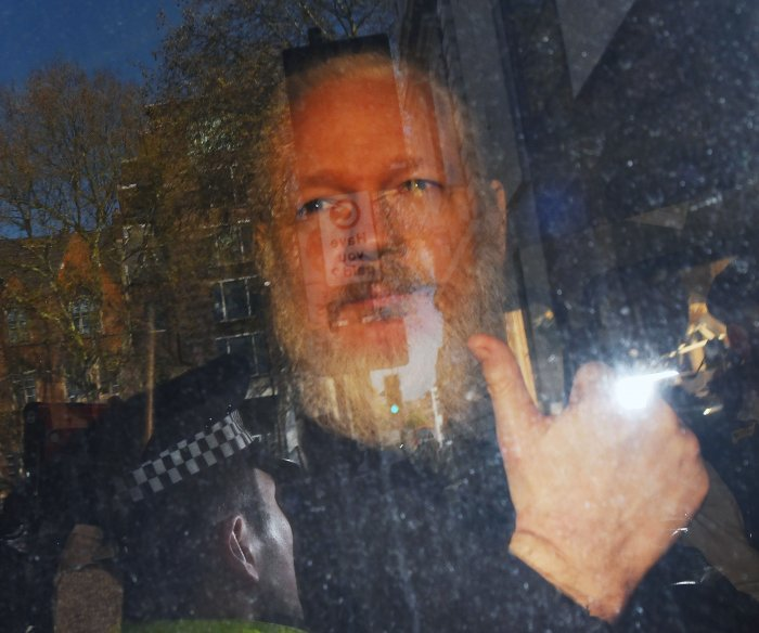 Julian Assange indicted on 17 new counts related to Espionage Act