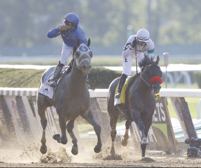 Highlights of the 2021 Belmont Stakes