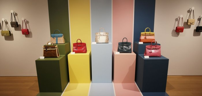 Preview: Christie's luxury week auction items go on display