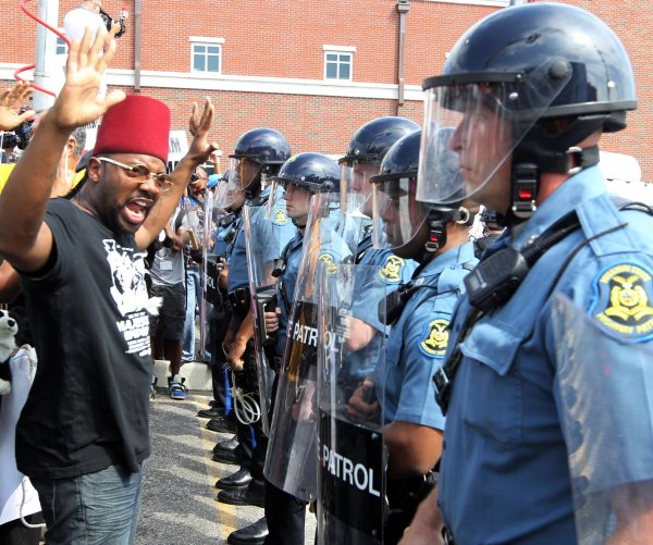 2014: The Year in Protests