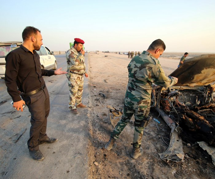 U.N. official condemns latest mass execution in Iraq