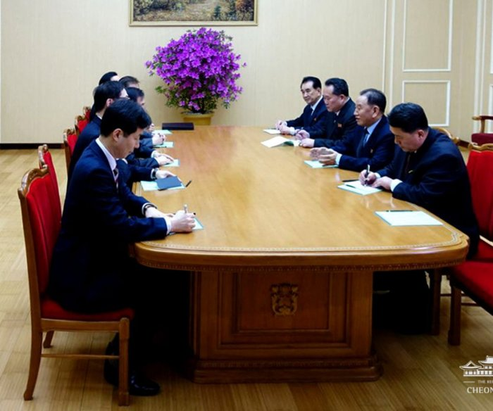 North Korea to meet informally with U.S., South Korea in Finland