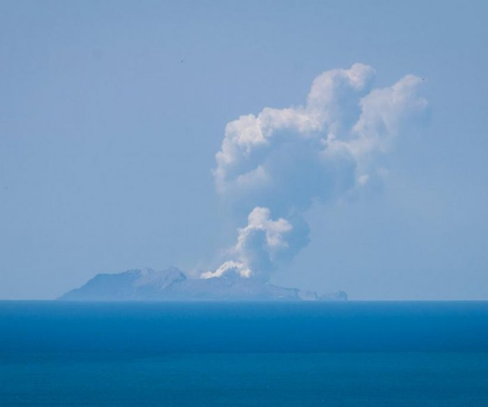 At least one dead, several missing after volcano erupts on New Zealand's White Island