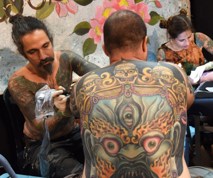 2016 Israeli Tattoo Convention
