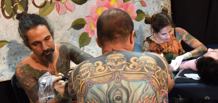 2016 Israeli Tattoo Convention