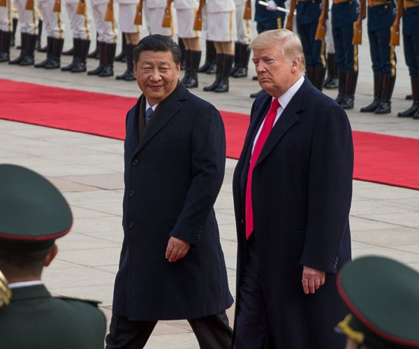 Trump promises additional $200B in tariffs if China retaliates