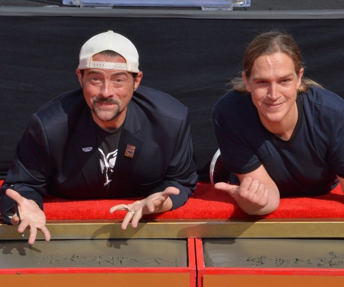 'Jay and Silent Bob Reboot' is family affair for stars Mewes, Smith