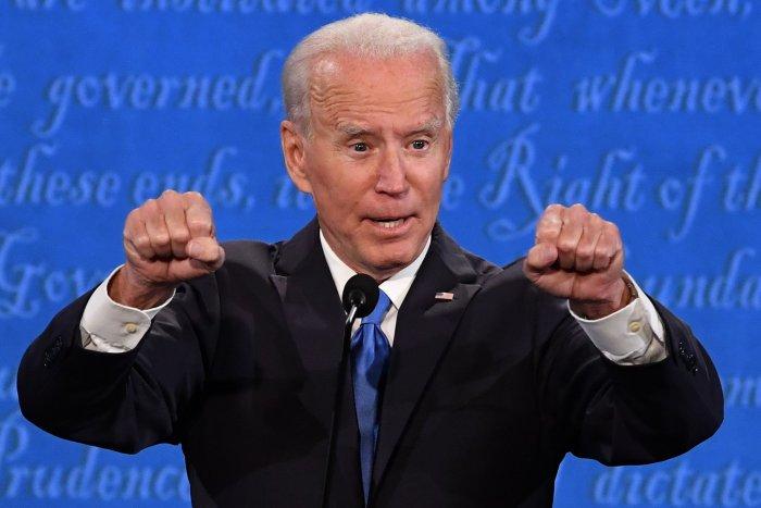 President Trump, Joe Biden meet for final presidential debate