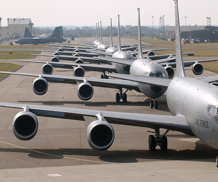 British USAF base locked down after 'security incident'