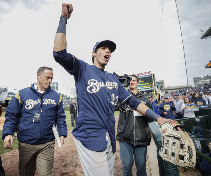 Christian Yelich, Mookie Betts win 2018 MLB MVP Awards