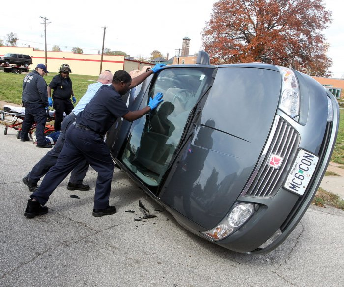 Car accidents may increase stroke risk for older passengers