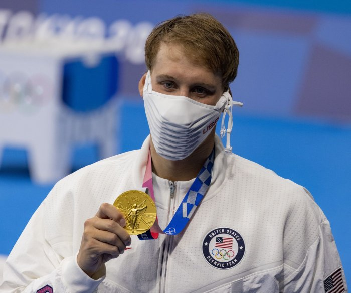 Olympics: Chase Kalisz, swimmers earn Team USA's first medals, spark surge