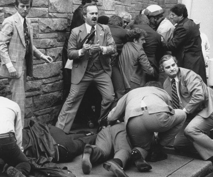 The Reagan assassination attempt