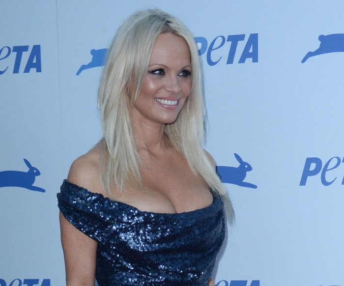 PETA's 35th anniversary party in Los Angeles
