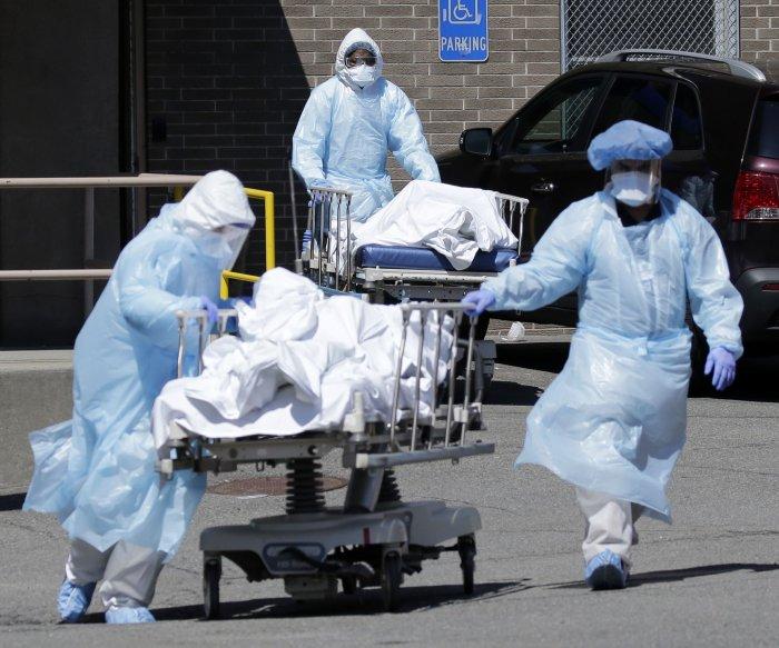 New York City to begin burying dead at Hart Island