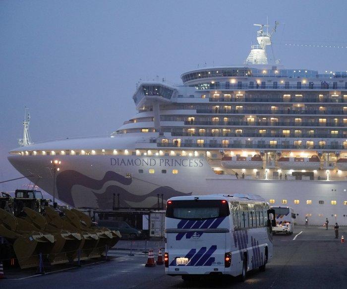 Coronavirus: Cruise ship evacuations begin; death toll rises to 1,670