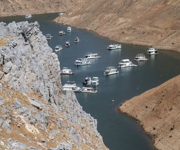 'Wildcard' this winter brings uncertainty for California's water situation