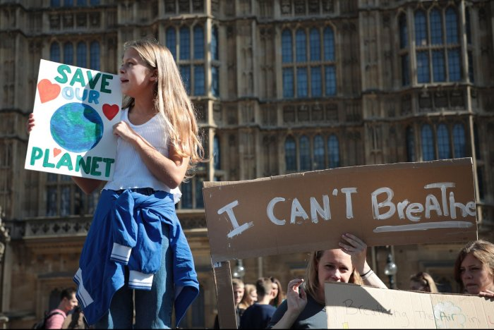 Global Climate Strike urges action on climate change