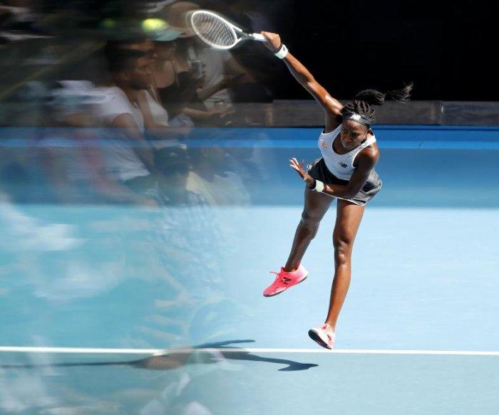 Australian Open: 'Coco' Gauff loses to Sofia Kenin in fourth round