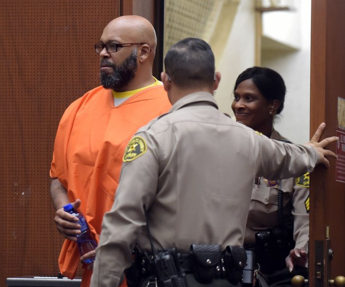 Suge Knight files motion to dismiss murder charges