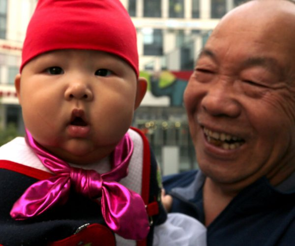 China's birth rate up after one-child policy abandoned