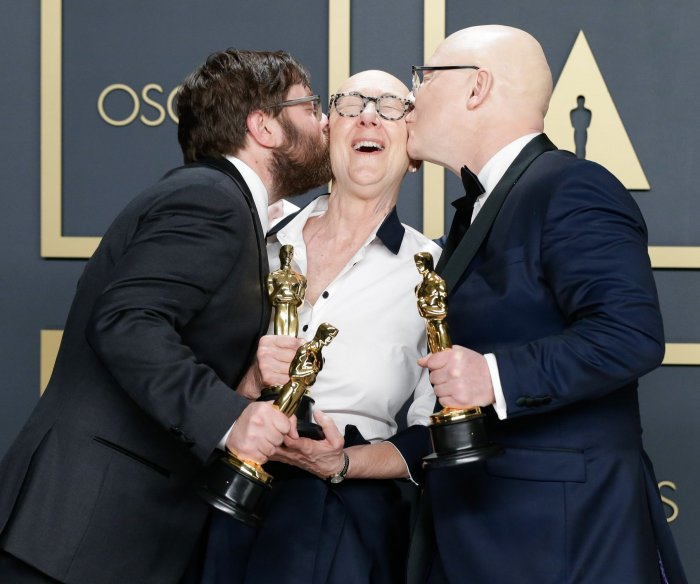 Winners of 2020 Academy Awards