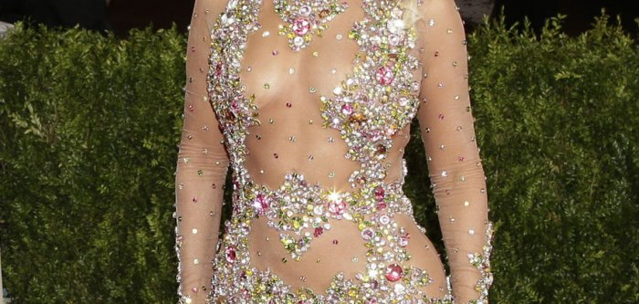 Most revealing red carpet looks