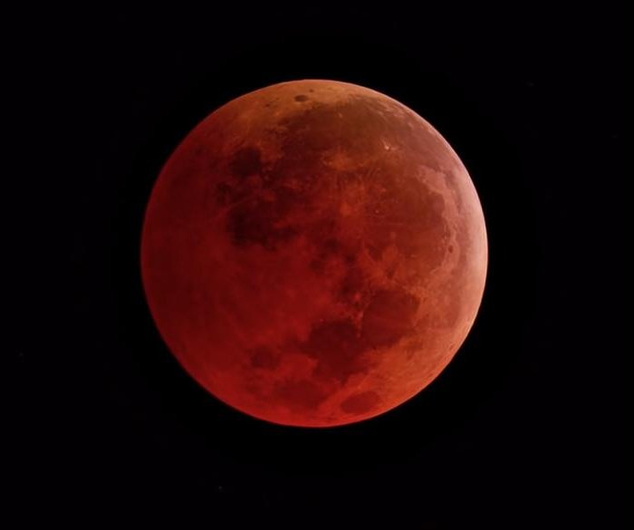 'Super blood wolf moon' will be last total lunar eclipse until 2021