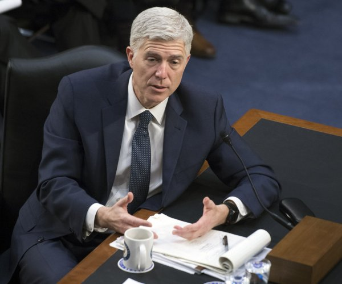 Democrats delay votes on SCOTUS nominee Neil Gorsuch