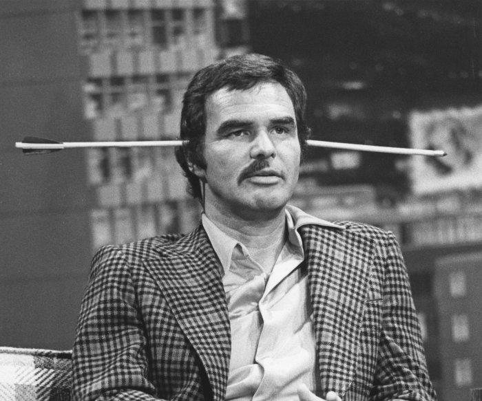 Burt Reynolds, star of new movie 'Dog Years,' through the years