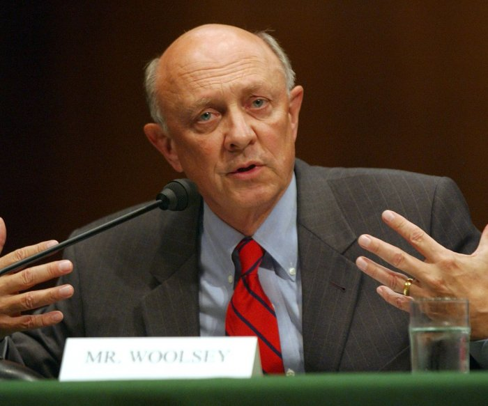 Ex-CIA head James Woolsey: Mike Flynn discussed plan to remove Erdogan foe
