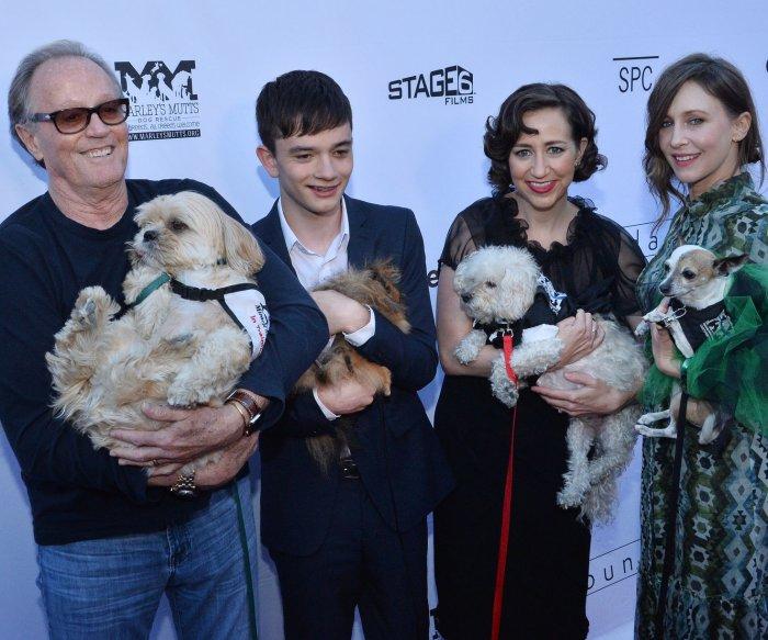 Vera Farmiga, Kristen Shaal attend 'Boundaries' premiere