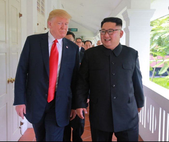 Trump, North Korea's Kim to hold second summit in February