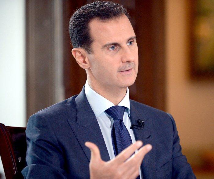 U.S. warns Assad against using chemical weapons