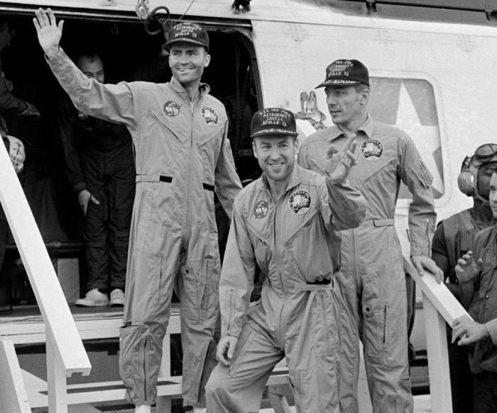 50th anniversary of Apollo 13 recalls NASA tragedy turned triumph