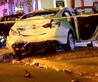 New Orleans crash suspect had 3 times blood-alcohol limit