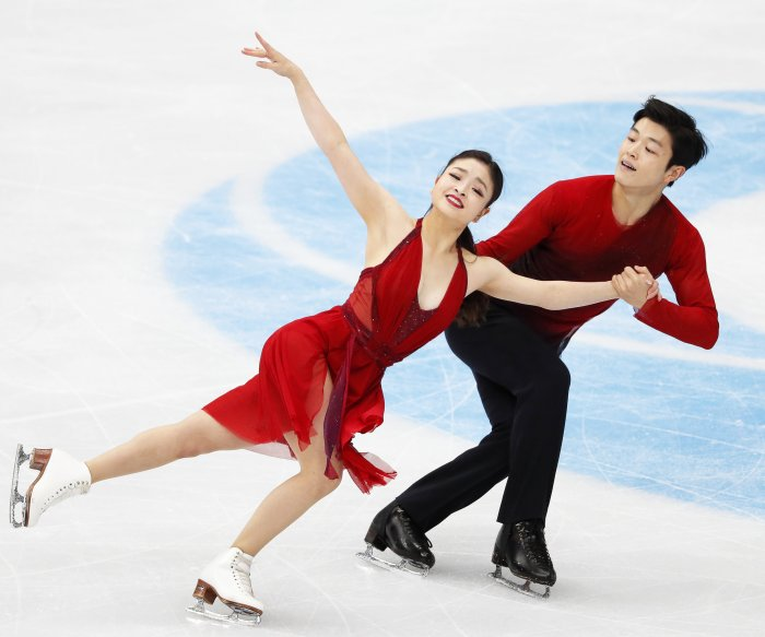 Sibling ice dancers ready for Olympic return: 'We have proven ourselves'